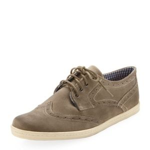Ben Sherman Nick Stone Wingtip Sneakers 12